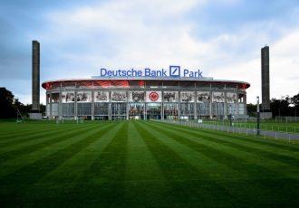 The Deutsche Bank Park is the home ground of Bundesliga side Eintracht Frankfurt. (Photo courtesy: Deutsche Bank AG)