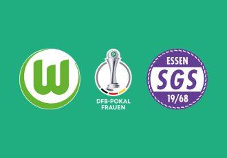 DFB-Pokal der Frauen - Finale 2020 - VfL Wolfsburg vs SGS Essen