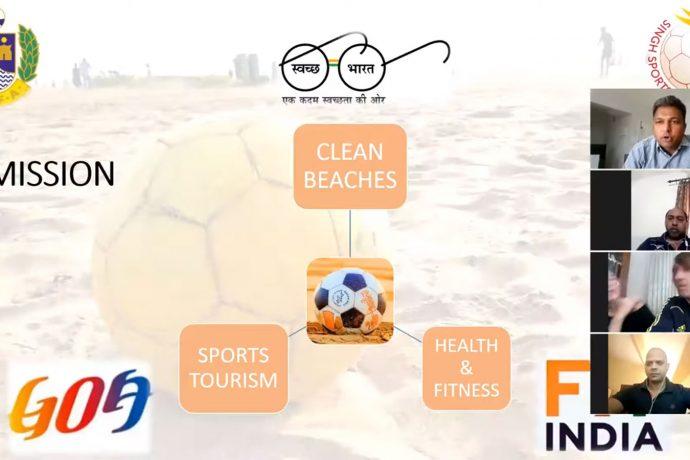 Goa Beach Soccer - Orientation Workshop