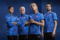 Iceland national team jersey by PUMA. (Photo courtesy: Knattspyrnusamband Íslands / PUMA)