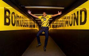 Borussia Dortmund midfielder Jude Bellingham. (Photo © Borussia Dortmund)