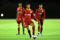 Indian national team defender Narender Gahlot. (Photo courtesy: AIFF Media)