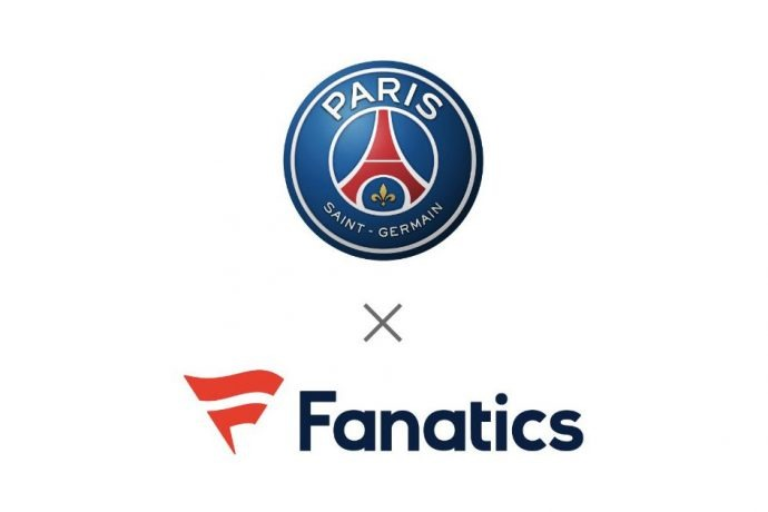 Paris Saint-Germain x Fanatics (Image courtesy: Fanatics Inc.)