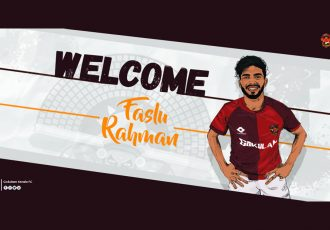 Gokulam Kerala FC sign promising winger Faslu Rahman. (Image courtesy: Gokulam Kerala FC)