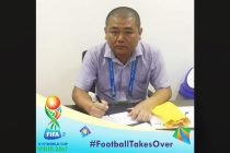 File picture of the late Dr. Lalzarmawia Khiangte. (Photo courtesy: Mizoram Football Association)
