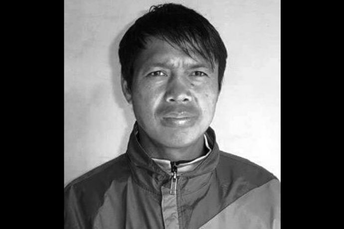 File picture of former Indian international Manitombi Singh. (Photo courtesy: AIFF Media)