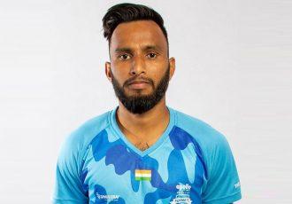 Moinuddin Khan (Photo courtesy: Punjab FC)