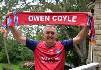 Jamshedpur FC head coach Owen Coyle. (Photo courtesy: Jamshedpur FC)