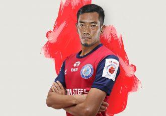 Jamshedpur FC defender Ricky Lallawmawma. (Photo courtesy: Jamshedpur FC)