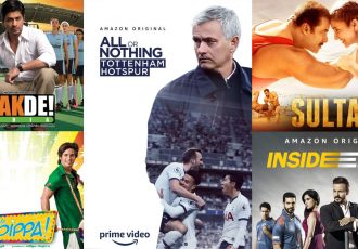 Celebrate National Sports Day on Amazon Prime Video. (Images courtesy: Amazon Prime Video)