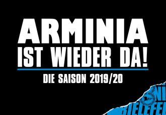 Arminia ist wieder da! Die Saison 2019/2020 - Der Aufstiegsfilm (Image courtesy: DSC Arminia Bielefeld)