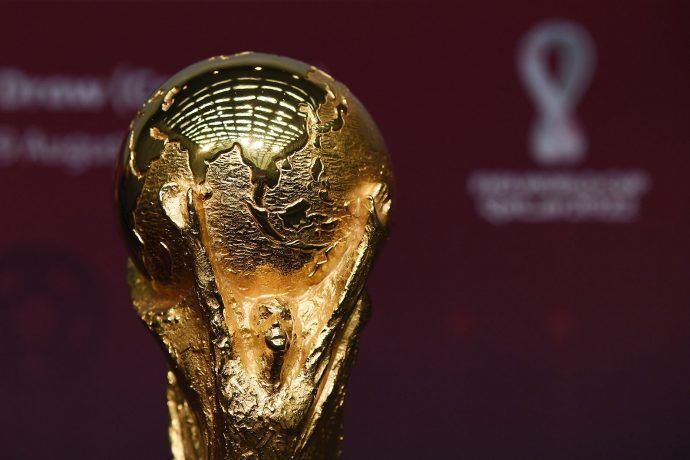 FIFA World Cup winners trophy. (Photo © Kurt Schorrer/FIFA via Getty Images)