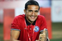 Former Jamshedpur FC star and Australia legend Tim Cahill. (Photo courtesy: AIFF Media)