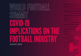World Football Summit report on the COVID-19 challenges. (Image courtesy: World Football Summit)