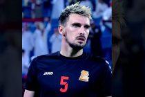 Bosnian central defender Enes Sipović. (Photo courtesy: Chennaiyin FC)