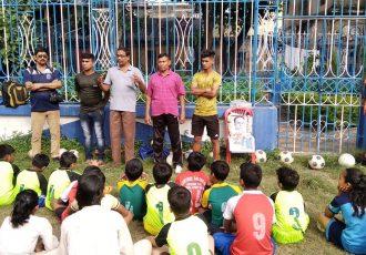 Gostha Pal Championship Golden Baby League in Kolkata. (Photo courtesy: AIFF Media)