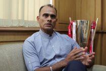 AIFF Head of Coach Education Savio Medeira. (Photo courtesy: AIFF Media)