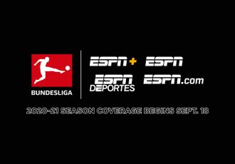Bundesliga on ESPN+, ESPN and ESPN Deportes. (Image courtesy: ESPN)