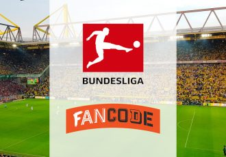 FanCode becomes the exclusive fan destination for Bundesliga in India.