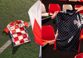 Croatian football means pride, passion, skill and dazzling checks — all are present in the team's dynamic 2020 Nike collection. (Photo courtesy: Nike)