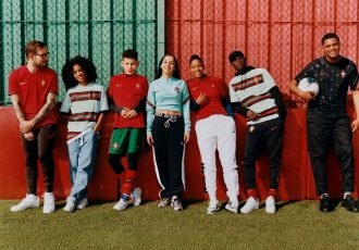 Portugal's European kings are celebrated with a regal 2020 collection befitting the team's status as reigning continental champions. (Photo courtesy: Nike)