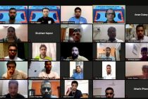 Participants of the AIFF Online Futsal Introductory Certificate Course. (Photo courtesy: AIFF Media)
