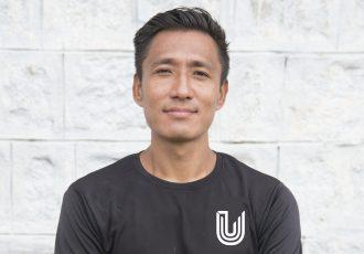 FC Bengaluru United assistant coach and former Indian national team defender Gouramangi Moirangthem Singh. (Photo courtesy: AIFF Media)