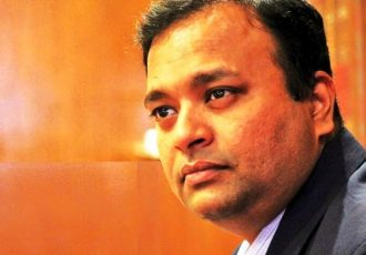 Sunando Dhar, CEO Leagues, All India Football Federation (Photo courtesy: AIFF Media)
