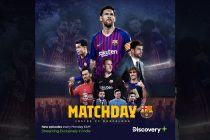 """Discovery Plus premieres sports docuseries """"Matchday – Inside FC Barcelona"""". (Image courtesy: FC Barcelona via Twitter)"""