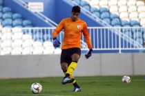 Indian national team goalkeeper Gurpreet Singh Sandhu. (Photo courtesy: AIFF Media)