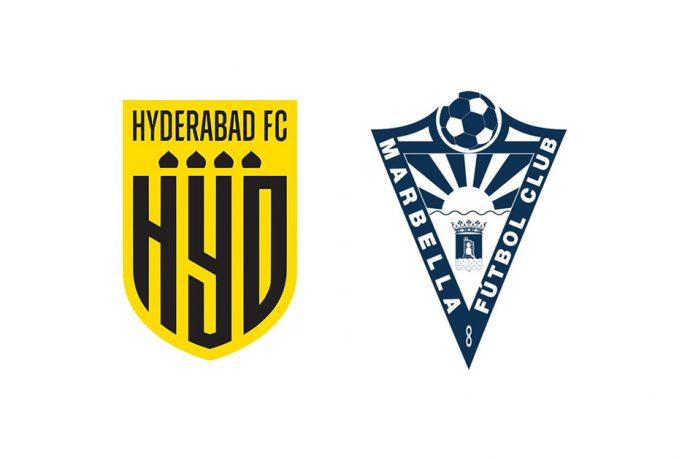 Hyderabad FC x Marbella FC