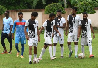 Mohammedan Sporting Club players. (Photo courtesy: AIFF Media)