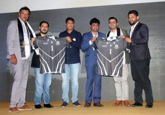 Mohammedan Sporting Club present their new kit for the 2020/21 season. (Photo courtesy: Mohammedan Sporting Club)