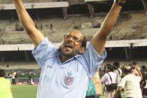 Mohammedan Sporting Club legend Shabbir Ali. (Photo courtesy: AIFF Media)