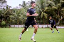 Chennaiyin FC youngster Abhijit Sarkar. (Photo courtesy: Chennaiyin FC)