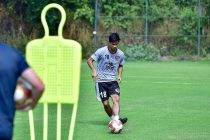 SC East Bengal midfielder Eugeneson Lyngdoh. (Photo courtesy: SC East Bengal)