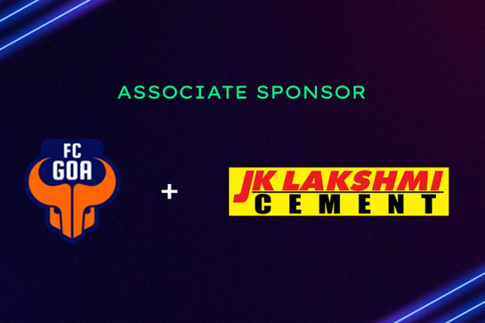 FC Goa x JK Lakshmi Cement (Image courtesy: FC Goa)