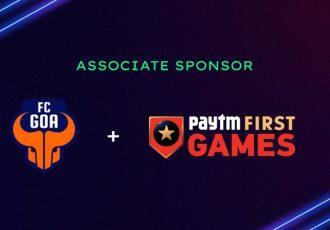 FC Goa announces Paytm First Games as Associate Sponsor. (Image courtesy: FC Goa)