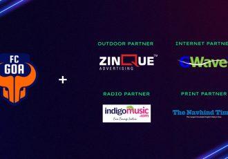 FC Goa announces partner brands for 2020/21 season. (Image courtesy: FC Goa)
