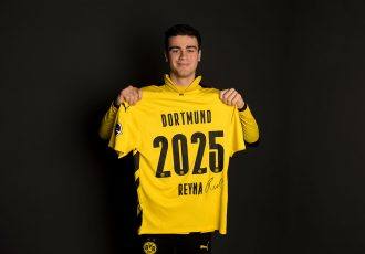 United States international Giovanni Reyna has extended his contract with Borussia Dortmund until 2025. (© Borussia Dortmund GmbH & Co. KGaA)
