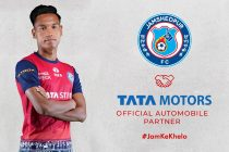 Tata Motors associate with Jamshedpur FC as Automobile Partner. (Image courtesy: Jamshedpur FC)