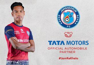 Tata Motors associate with Jamshedpur FC as Automobile Partner. (Image courtesy: Jamshedpur FC)