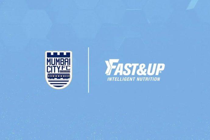 Mumbai City FC x Fast&Up (Image courtesy: Mumbai City FC)
