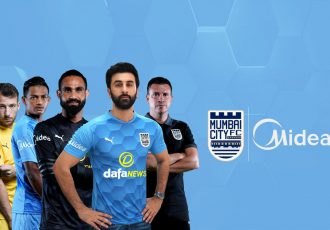 Mumbai City FC x Midea (Image courtesy: Midea)