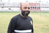 Gokulam Kerala FC Reserves Team head coach NM Najeeb. (Photo courtesy: Gokulam Kerala FC)