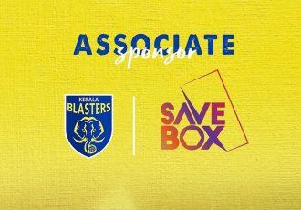 Kerala Blasters FC x Safe Box (Image courtesy: Kerala Blasters FC)