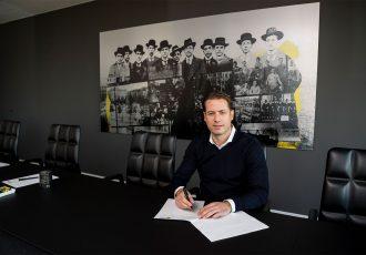 Borussia Dortmund's Lars Ricken. (© Borussia Dortmund GmbH & Co. KGaA)