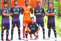 "Odisha FC launches new kits celebrating ""Khaanti Odia"" spirit. (Photo courtesy: Odisha FC)"