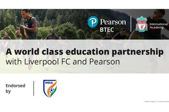 AIFF partners with Pearson to launch BTEC International Level 3 sport qualifications in India. (Image courtesy: AIFF Media)