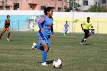 Indian women's national team star Dangmei Grace. (Photo courtesy: AIFF Media)